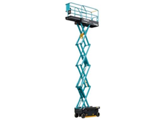 高所作業台(バッテリー 垂直昇降型)