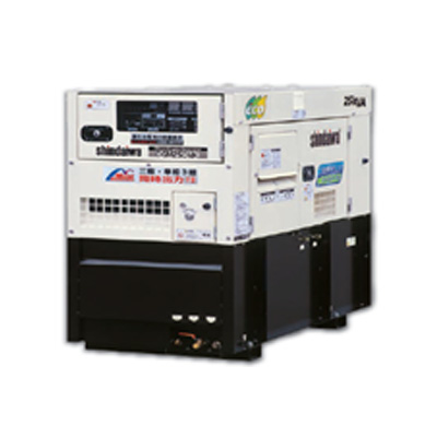 中型発電機(10~100kVA)